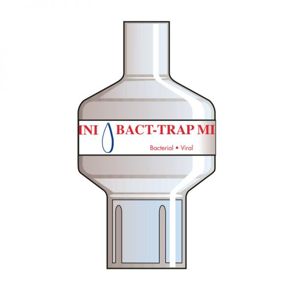 Bact-Trap Mini Basic. Tidal volume (ml): 50–900 ml.