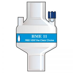 HME Midi 11 Port, Tidal Volume: 100–1200 ml. 6305