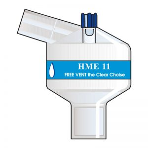 HME Midi 11 Port Angle, Tidal Volume: 100-1200 ml. 6307