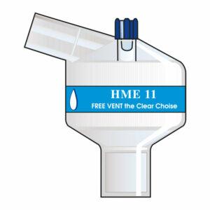 HME Midi 11 Port Angle, Tidal Volume: 100-1200 ml. 6307
