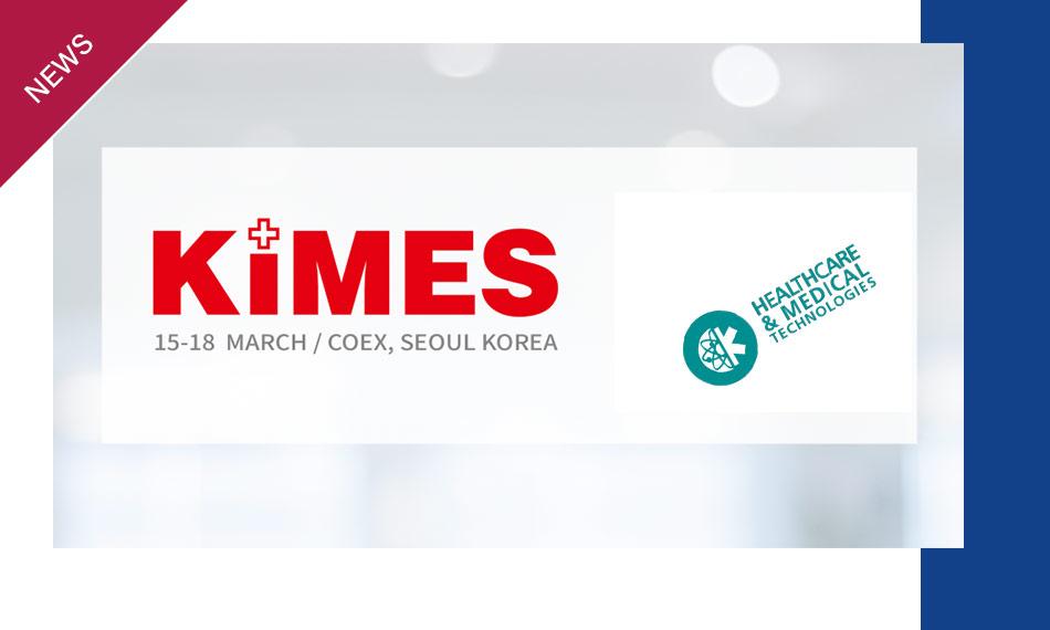 KIMES at COEX, Seoul, March 2017