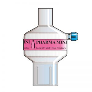 Pharma Mini Port. Tidal volume (ml): 50–900 ml